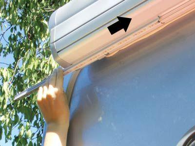 Fiamma Led Awning Case Awning Light Exterior Lighting